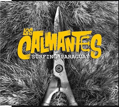 LOS CALMANTES - Surfing Paraguay