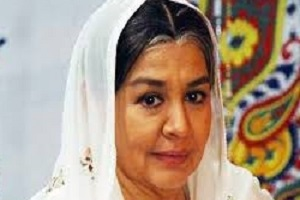 Farida Jalal died today