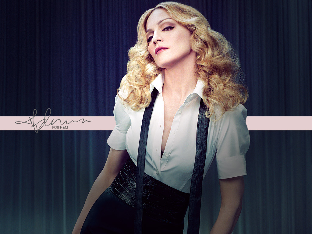 Girl of Sexy: Hollywood Singer Madonna wallpapers