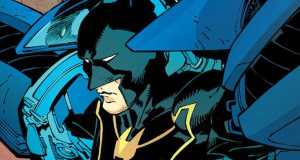 """Nuevo traje de """"Batman"""" en la colección de Scott Snyder y Greg Capullo"""