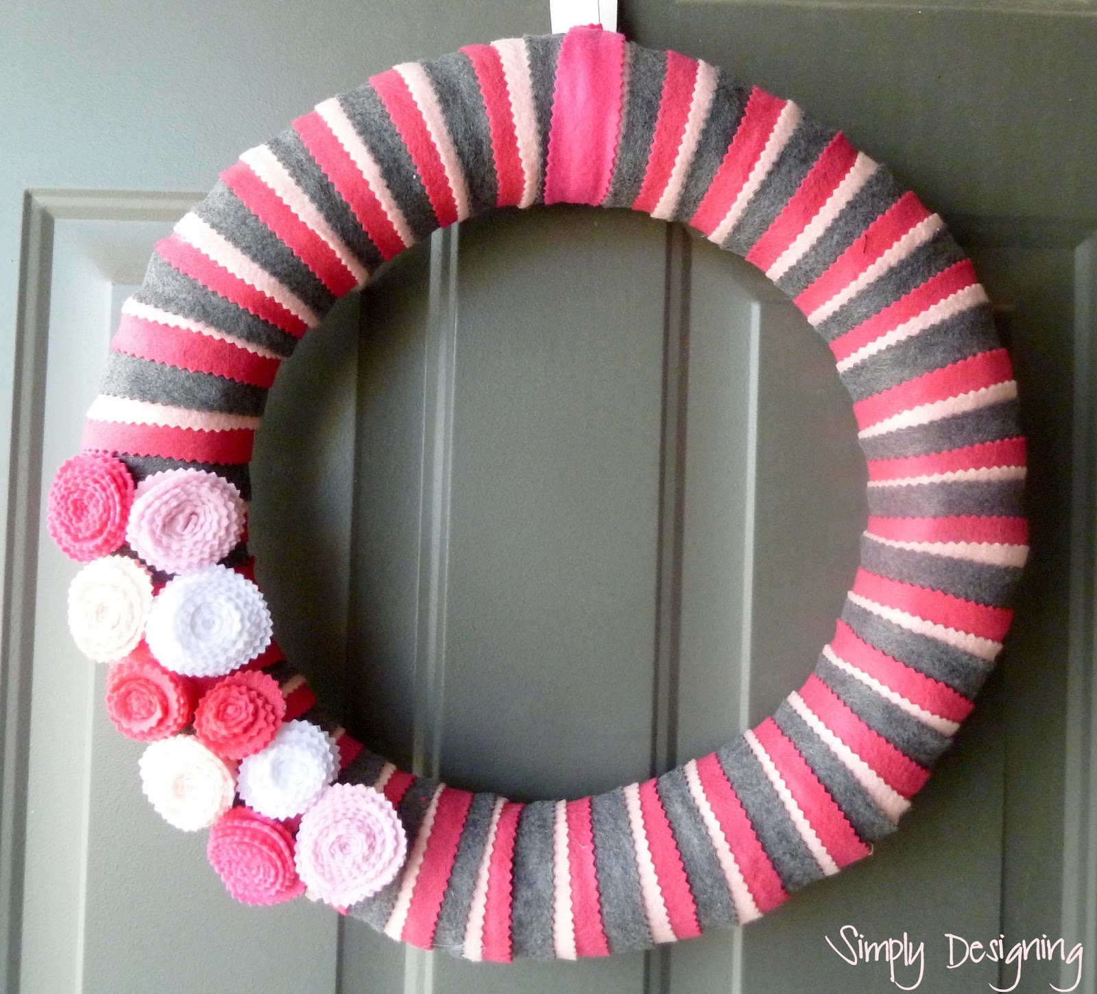 spring wreaths tfile decor and collection of to deck front door for doors out concept shocking ideas the wreath summer
