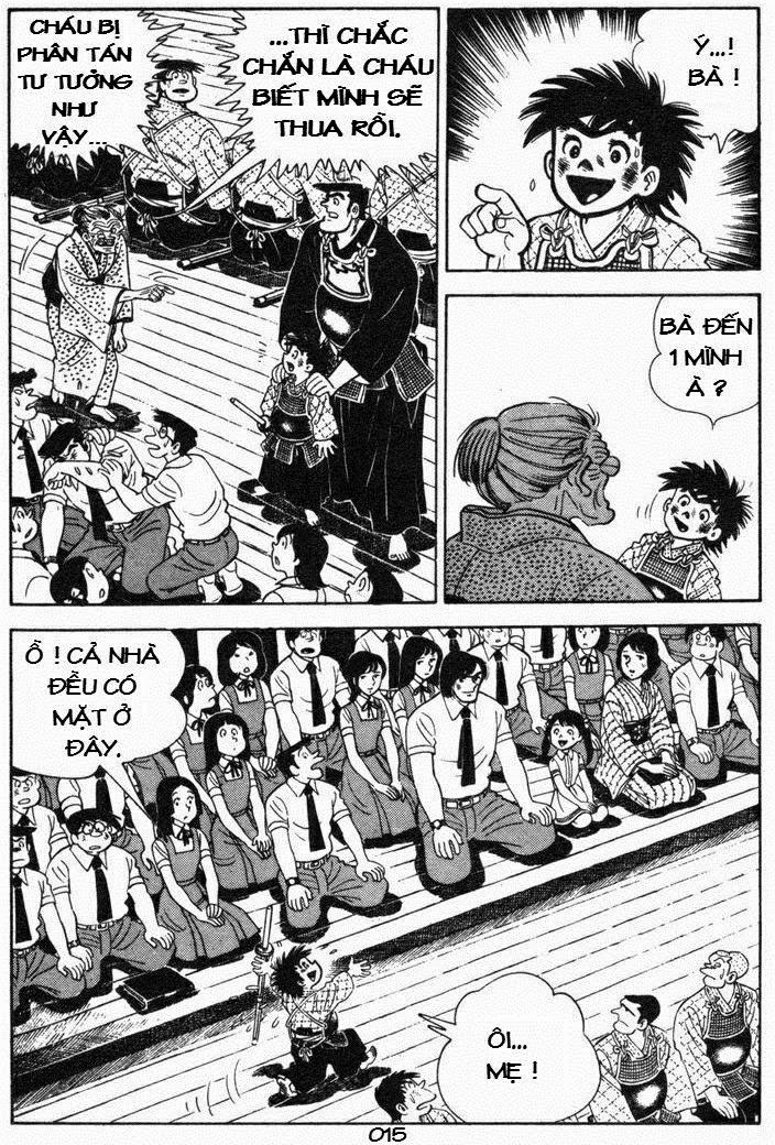 Siêu quậy Teppi chap 53 - Trang 15