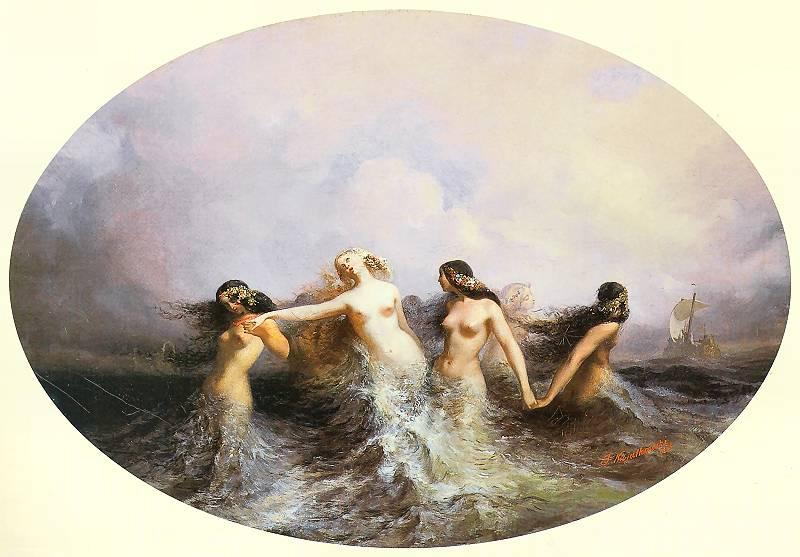 odysseus sirens kwiatkowski