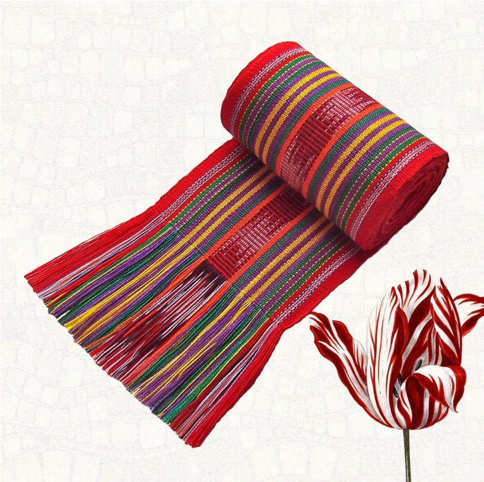 Brizel Vintage Woven Sashes