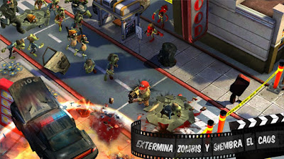 Zombiewood – Zombies in L.A .APK 1.0.6 Android [Full] [Gratis] [Datos SD]