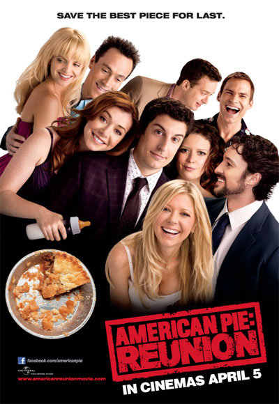 American Pie: Reunion 2012