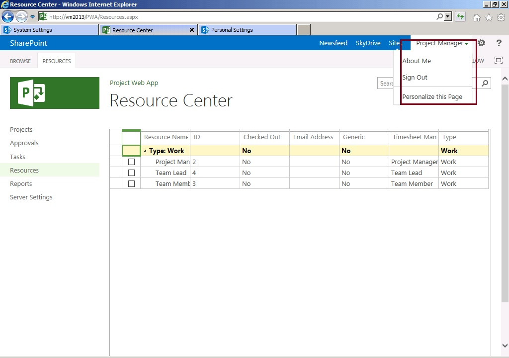 Sign-in as different user on #SharePoint Server 2013 or ...
