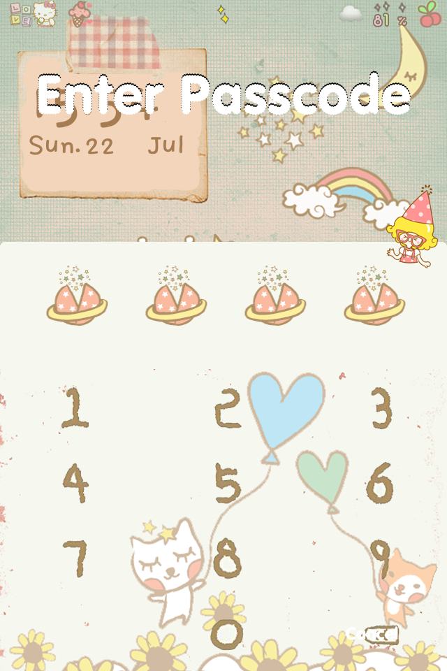 cute iphone themes crazy - photo #7