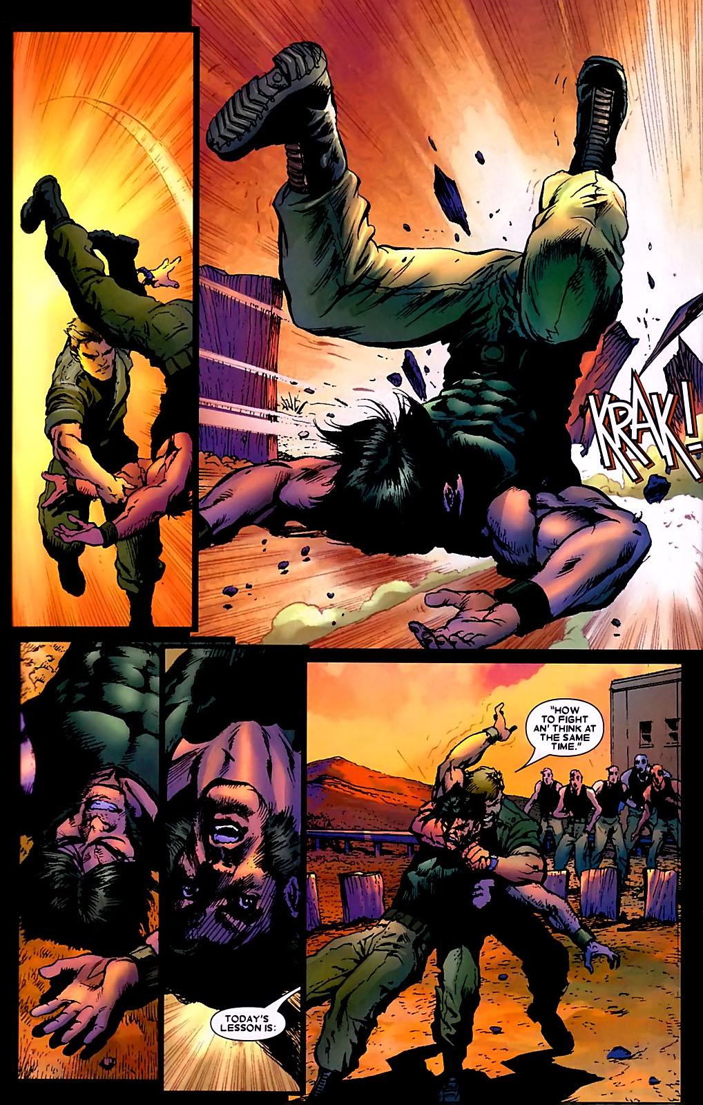 Read online Wolverine (2003) comic -  Issue #34 - 14