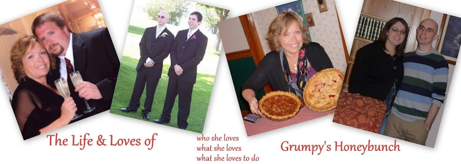 The Life &amp; Loves of Grumpy&#39;s Honeybunch