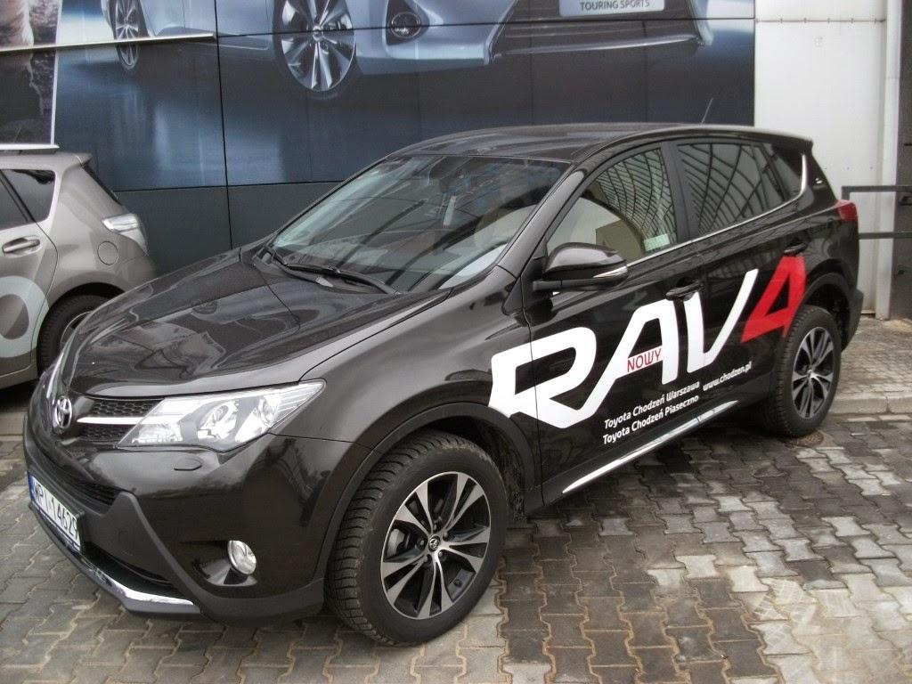 Nowa RAV4 Toyoty