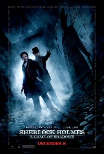 Thám Tử Sherlock Holmes: Trò Chơi Của Bóng Đêm