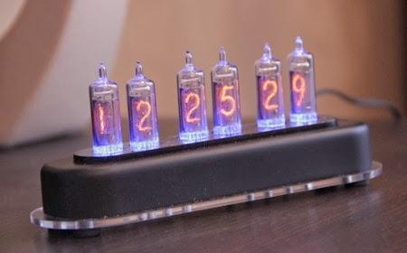 ИН-16 Простые часы : Project