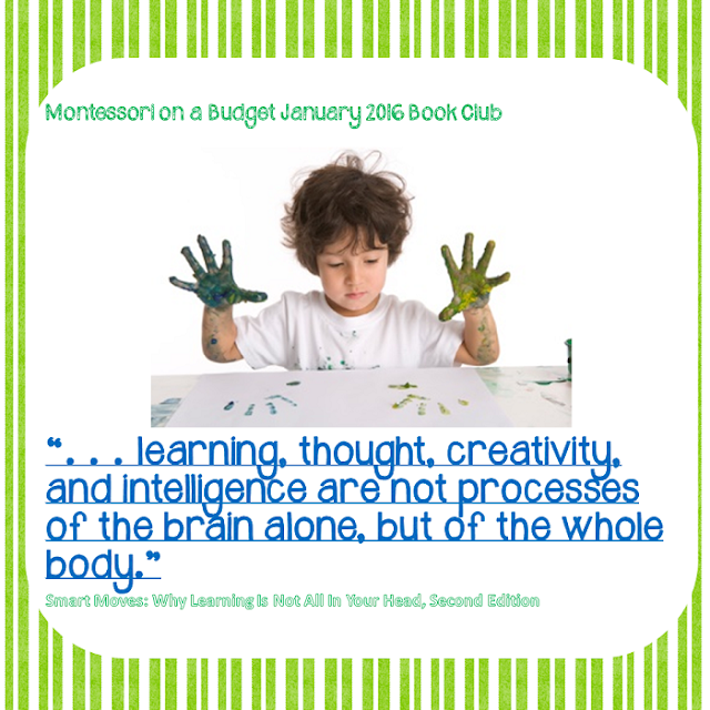 Learning does not happen only in the brain