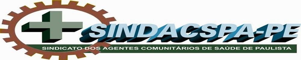 SINDACSPA-PE