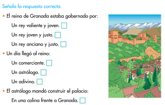 http://www.primerodecarlos.com/SEGUNDO_PRIMARIA/junio/Alhambra/comprension_cuento.swf