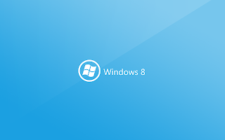 Windows 8 Metro Blue Glossy Flag Microsoft HD Wallpaper