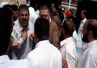 ضبط مجموعة من أنصار مرسي وشفيق بسبب التأثير على الناخبين بالرماية
