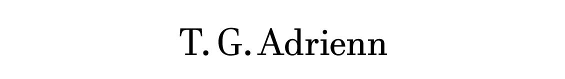 T. G. Adrienn - Személyes blog
