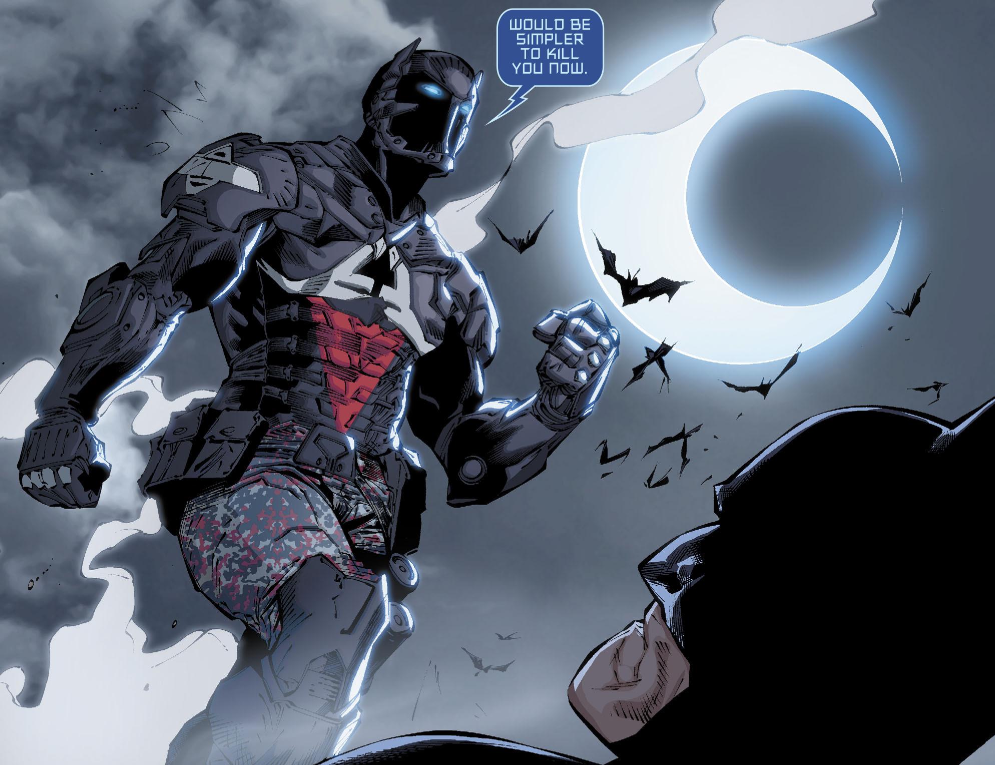 Batman: Arkham Knight [I] Issue #16 #18 - English 14