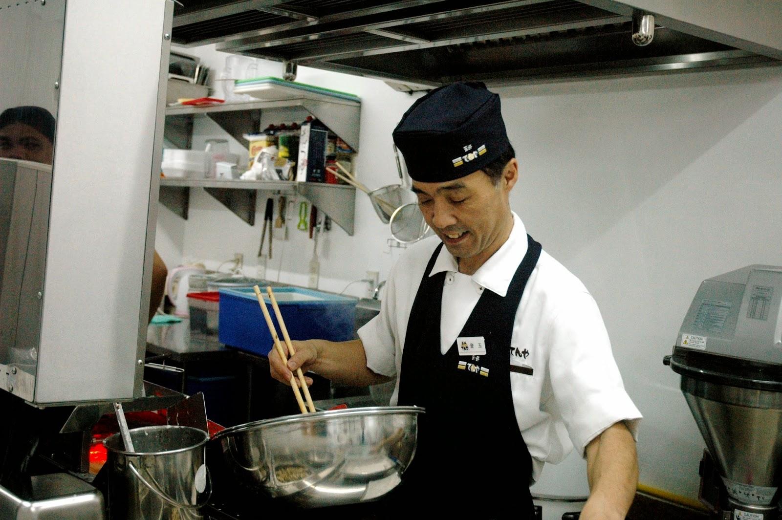Tokyo Restaurant Chain Yu Suzuki