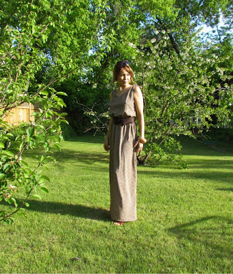 maxi dress, boho dress, boho chic, summer dress, long dress, Simplicity