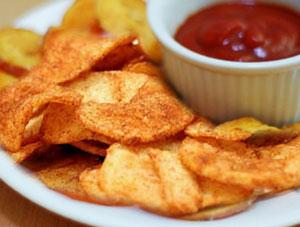 resep keripik kentang goreng spesial enak lezat dan renyah