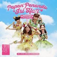 JKT48 – Papan Penanda Isi Hati (Album 2014)