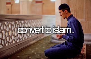 Masuk Islam Baca Syahadat dalam Keadaan Junub