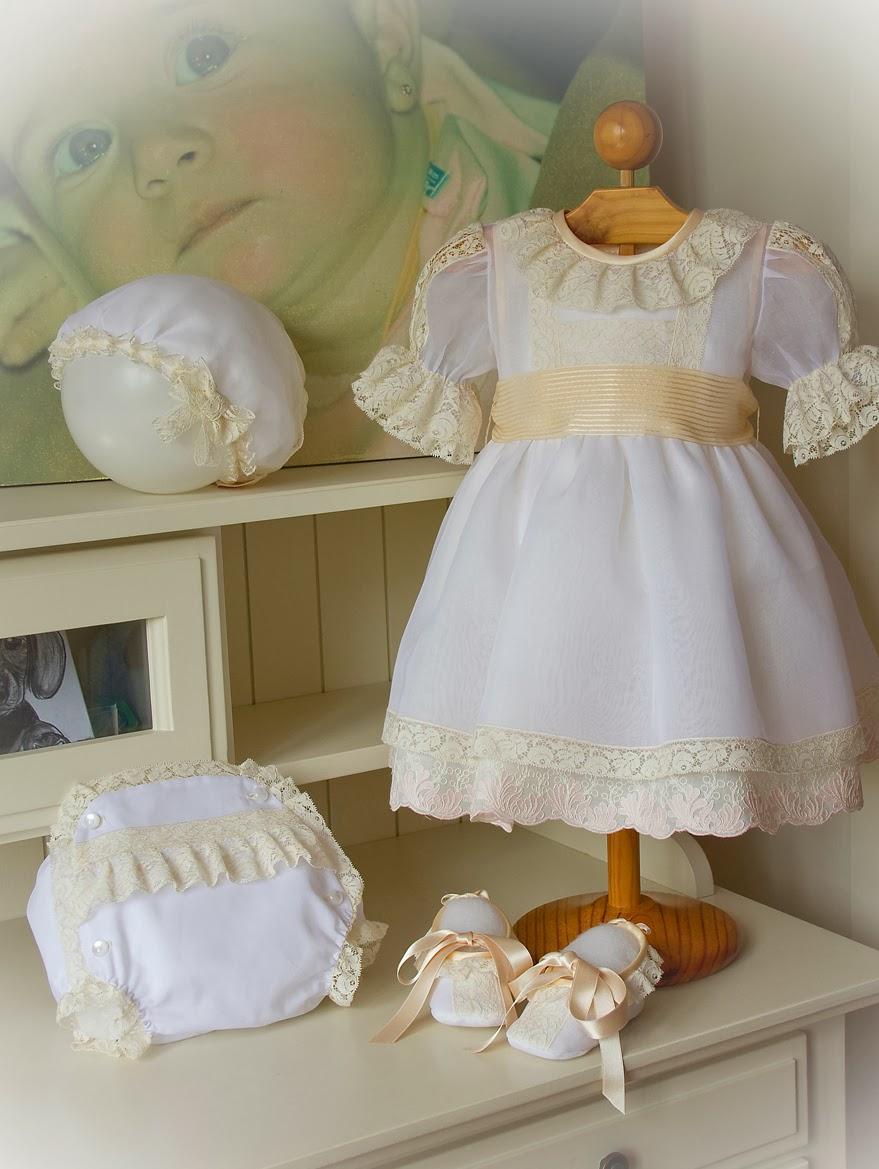 Ropita Preciosa para Bebé en La Cómoda de Pilar.
