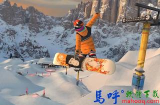 SummitX Snowboarding APK / APP Download、SummitX Snowboarding Android APP 下載,手機滑版遊戲 APP