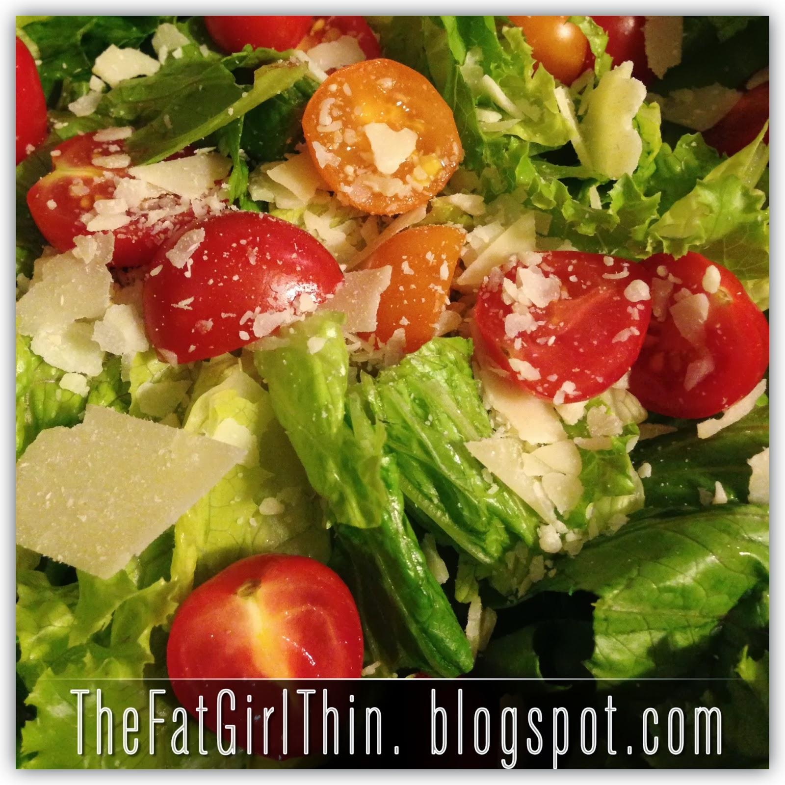 Garden Caesar Salad Bento Tales Of The Incredible