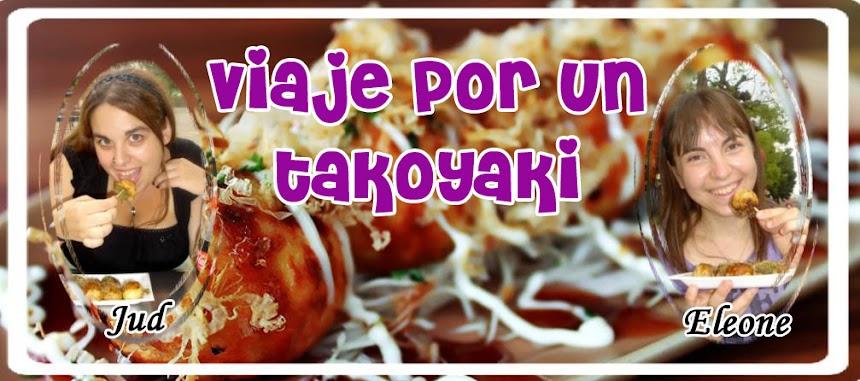Viaje por un takoyaki