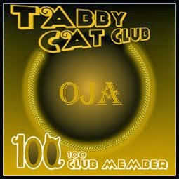 Oja's 100 Badge