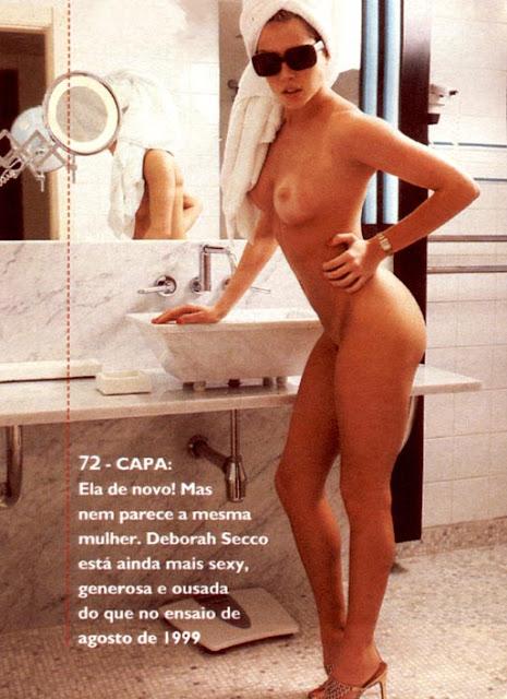 Deborah Secco Playboy