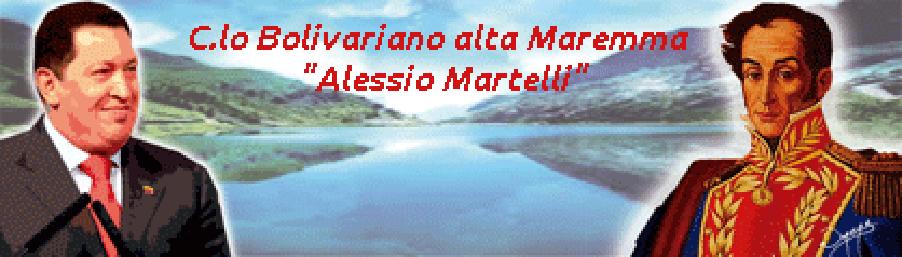 """C.lo Bolivariano alta Maremma """"Alessio Martelli"""" Piombino"""