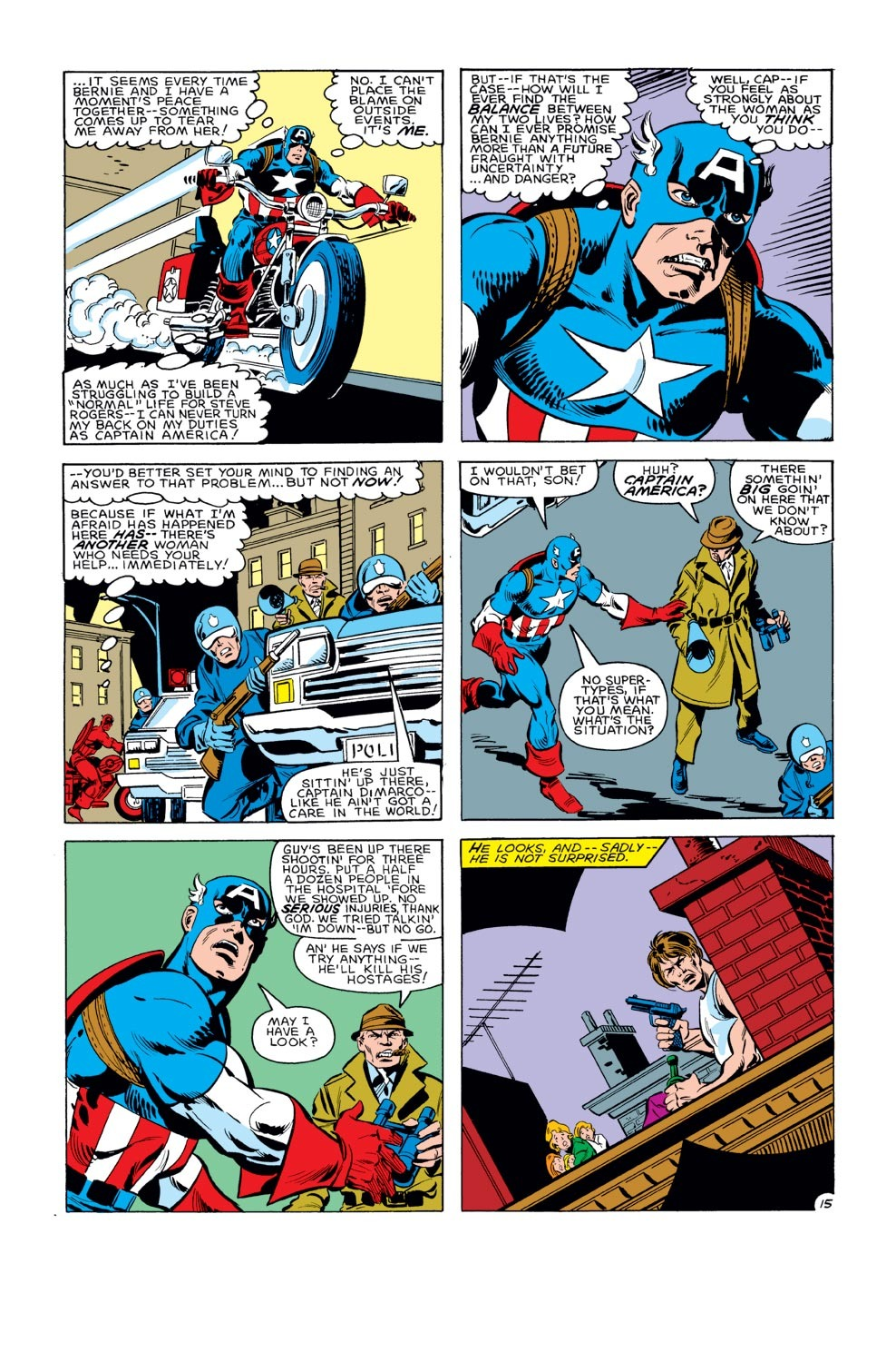 Captain America (1968) Issue #284 #200 - English 16