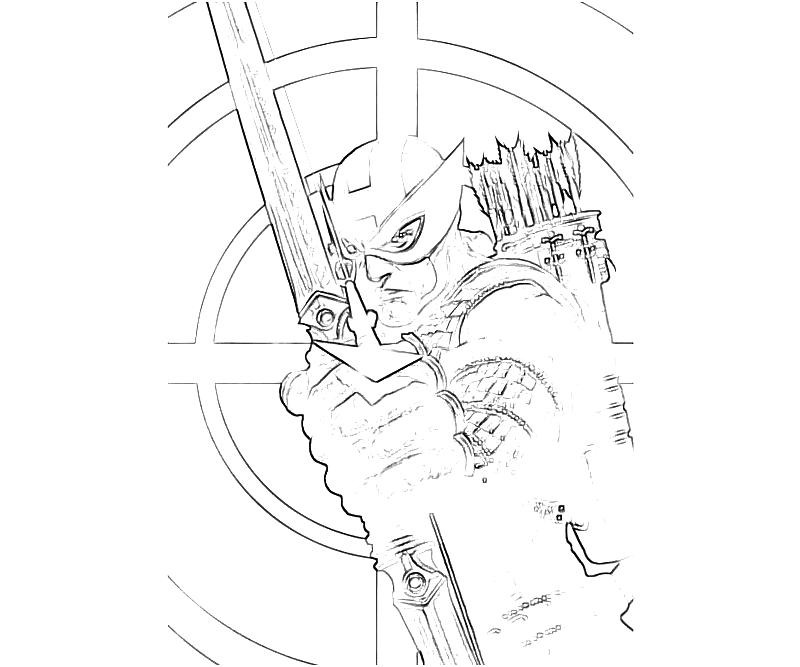 printable-marvel-vs-capcom-hawkeye-abilities_coloring-pages