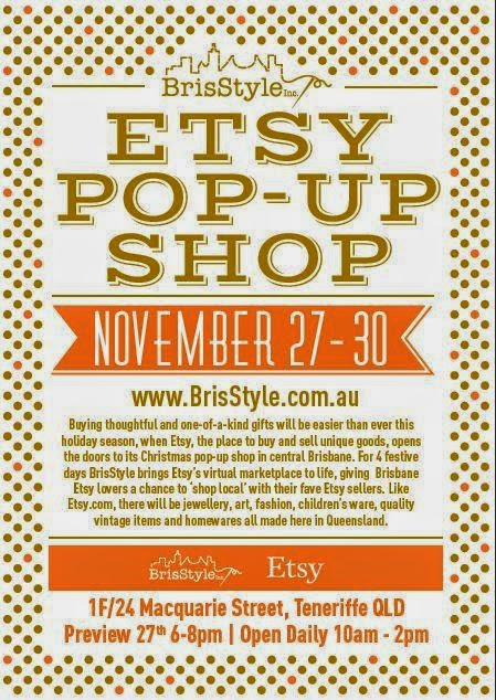 Etsy Pop-up Shop