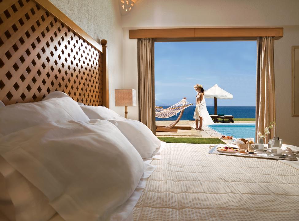 luxury hotel interior