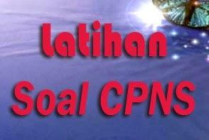 Download Kumpulan Soal Test CPNS 2013