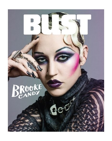 Brooke Candy by Stephen Dimmick