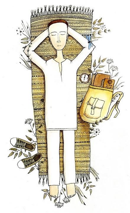 художница Марися Рудская