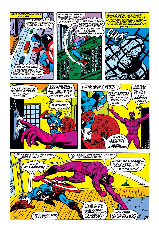 Captain America (1968) Issue #149 #63 - English 14