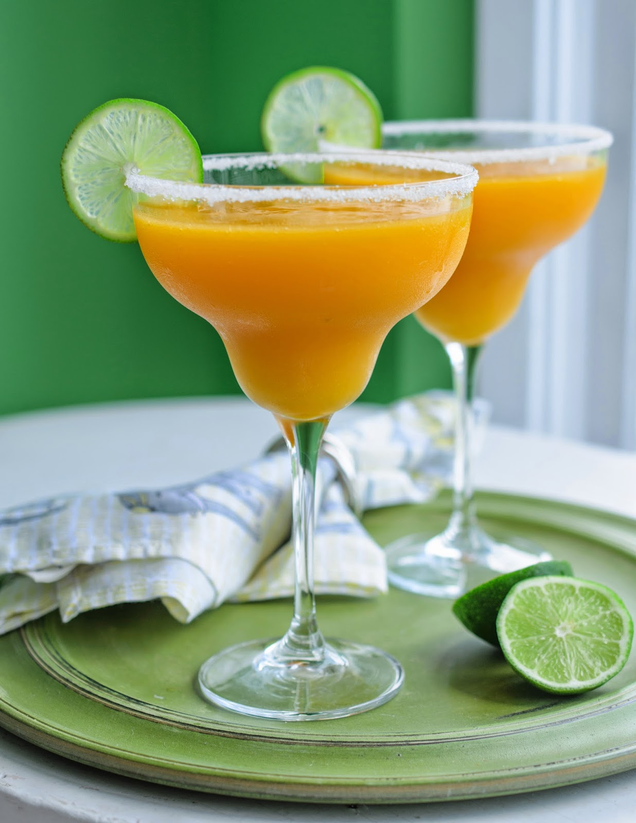 Mango Lime Margarita Recipe