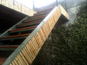 Revestimentos e forrações em bambu