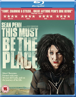 This Must Be the Place Seasn Penn Blu-Ray DVD