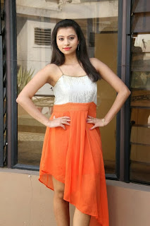 Actress Priyanka  Picture Gallery at Prema Ledani Movie Press Meet  0012