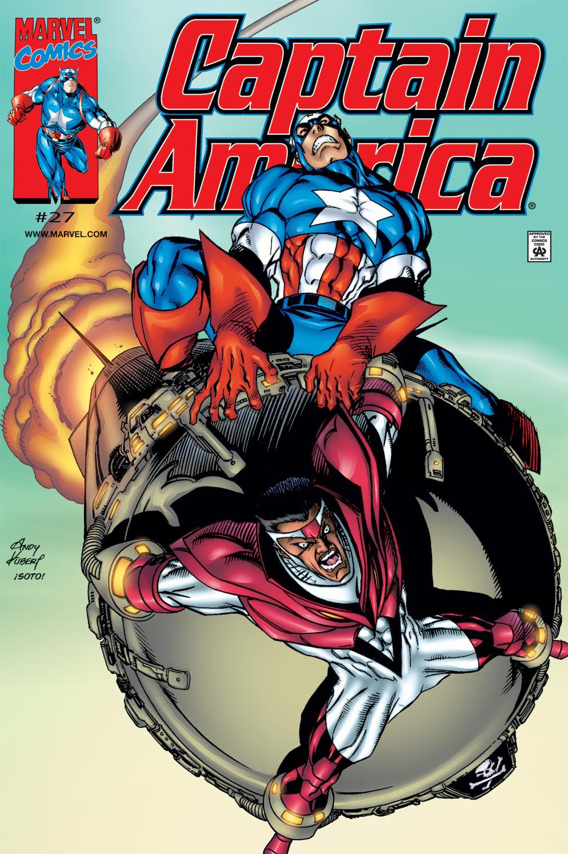 Captain America (1998) Issue #27 #33 - English 1