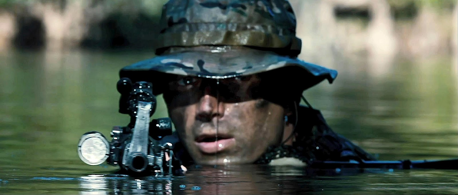 Act of Valor SEALs Hot Extraction